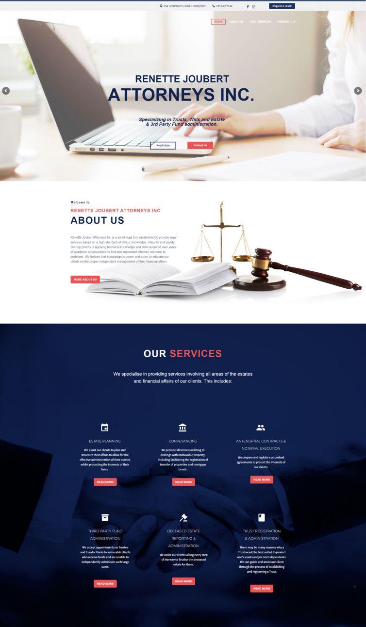 Renette Joubert Attorneys