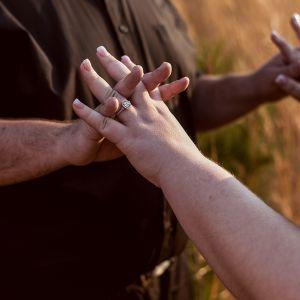 Riaan & Adelle Engagementshoot