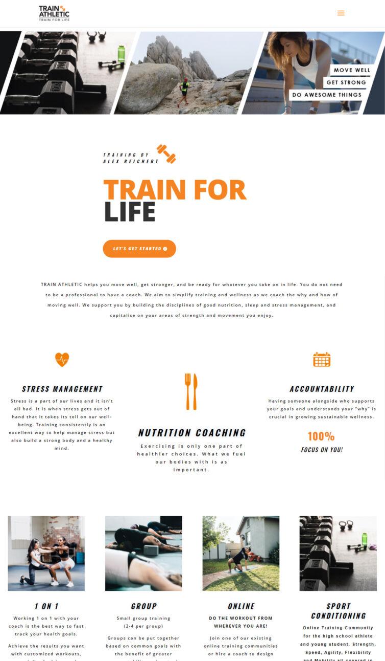 Train Athletic